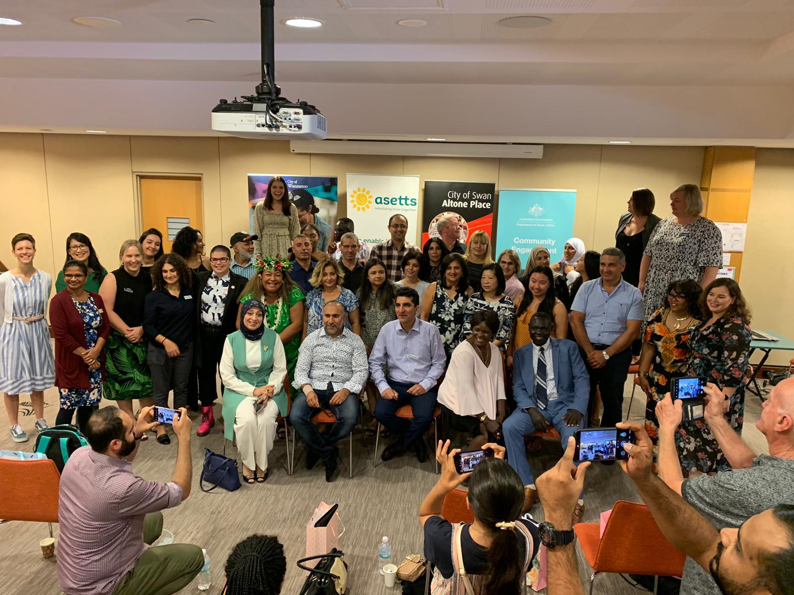 Participants of the program